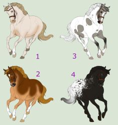 Any Breed Adopts by ShineyDuckRanch