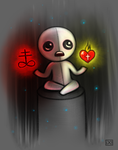 The Binding of Isaac: Rebirth by maryallen138