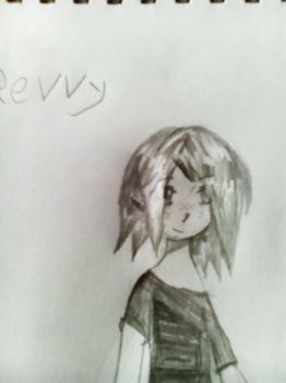 Revvy by Zelda1and2Link