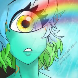 Sunlight and Water by TheArtisticGoddess