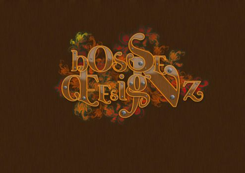Bosse DesigNz Text ARt 04 by RaySpoint