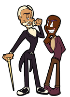 TF Humanized Baron and Breakneck by Yo-Snap2