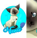 [Comission] Nemo (My Auntie's Cat) by DaisyNovo