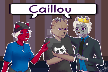 Caillou by ByMakka