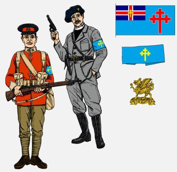 1938: A Very British Civil War. Anglican League by linseed