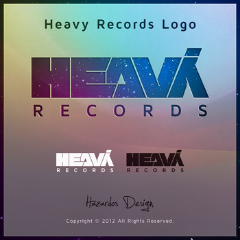Heavy Records Logo by HAZARDOS