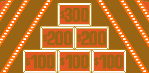 $25,000 Pyramid Winner's Circle Amounts by mrentertainment