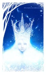 Snow Queen by VaLerka-Ru