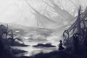Swamp by ALacroixx