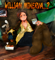 The Promised Neverland William Minerva Chapter 52 by Amanomoon