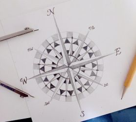 38- Compass Design by Lucky978