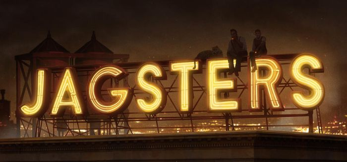 Jagsters - Rooftop Sign by boc0