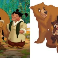 Brother Bear 2 vector art by Alzir