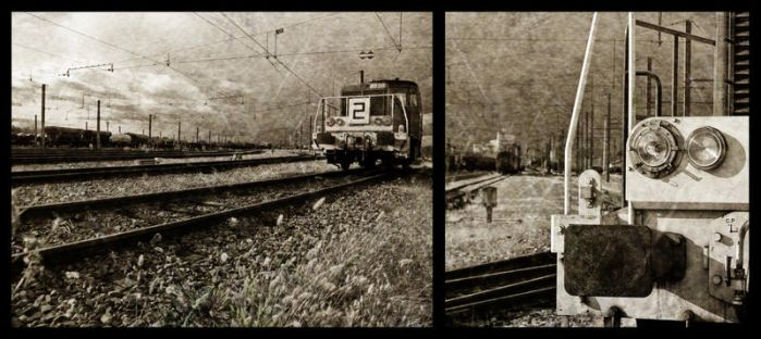 Locomotive by Anupthra