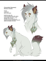 Chronodust (Chronicles) ref 2011 by Xin-tetsu