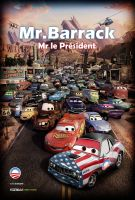 Mr. Barrack_The President by yasiddesign