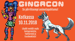 Gingacon 11.10.2018 by Hopeanuoli-fanitRY