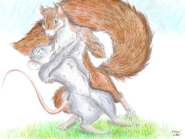 Rodent Dance by Master-Mofeto
