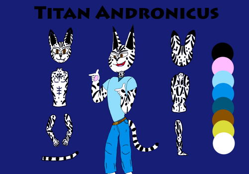 Reference: Titan Andronicus by titanvicegrip101