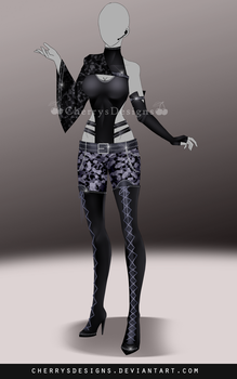 (closed) Outfit Adopt 706 by CherrysDesigns