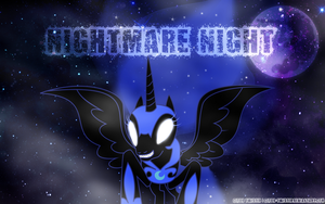 Nightmare Night Wallpaper by Cloud-Twister