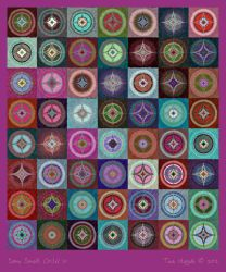 Some Small Circles 10 by aartika-fractal-art