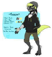 Mirrow Ref by Shiro-Daemon