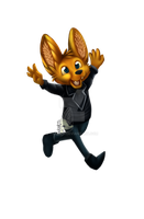 Night in the Woods: Gregg by Takarti