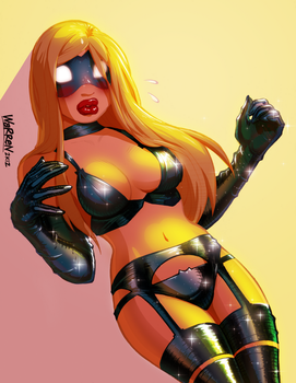 EMPOWERED's alternate costume by Warren by Badspot