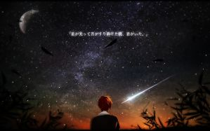 Karma Akabane X Reader ~Forget About Me~ by