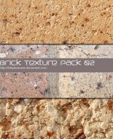 Brick Texture pack 02 by kittytextures