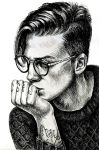 Ash Stymest by Kamile13