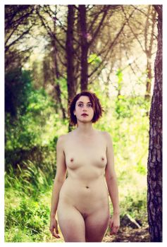 Lila in the forest 15 by Zone-studio