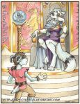 The Lady of Thorn Keep Part 1 by lady-cybercat