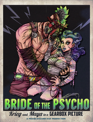 Bride of the Psycho by ViceDriven