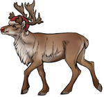 Rudolph by TokoTime