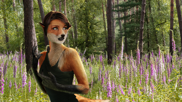 The Secret of Foxglove Forest by OdysseusUT