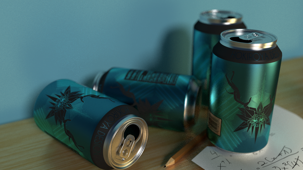 Cans by Hokiroya