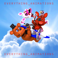 FNAF World - The Random Flight by EverythingAnimations
