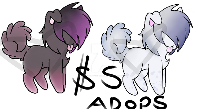 5 dollar adops by Chocolate-Sprinkle