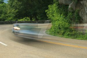 Motorcycle Speed by davidr4