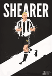90's Legends: Alan Shearer by Trookeye