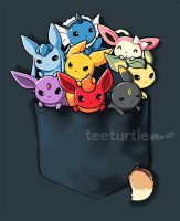 Pocket full of monsters by ramy