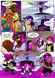 Final Match! Splat Jam VS Toxink - Page 26 by TamarinFrog