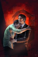 Hannibal - love crime by ginL