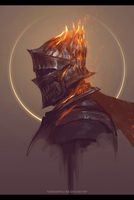 As the fire fades, only embers remain by TheFearMaster
