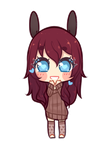 Babydoll Chibi : Personal by LucciolaCrown