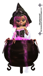 LittleWoodWitch 1 by sweetpoison67