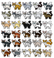 30 Adopts (FREE AND/OR DISCOUNTED FOR SOME GROUPS) by BerryBoats