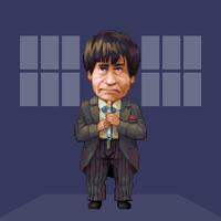 Doctober - 2nd Doctor by JINNdev